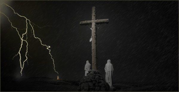 Великая пятница. Смерть Христова