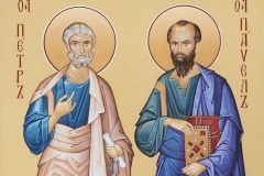 День памяти апостолов Петра и Павла в 2018 году