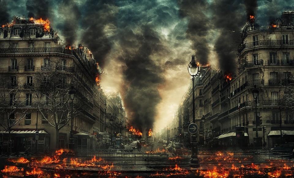 Апокалипсис. Начертание зверя