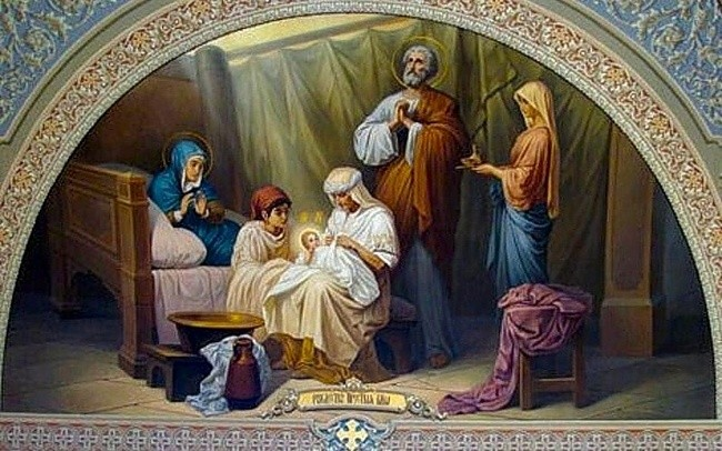 Рождество Пресвятой Богородицы — не давнее событие, а чудо вечности