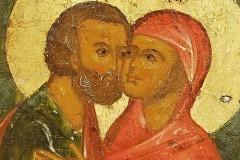 Горе бездетного брака и славное Рождество Богородицы