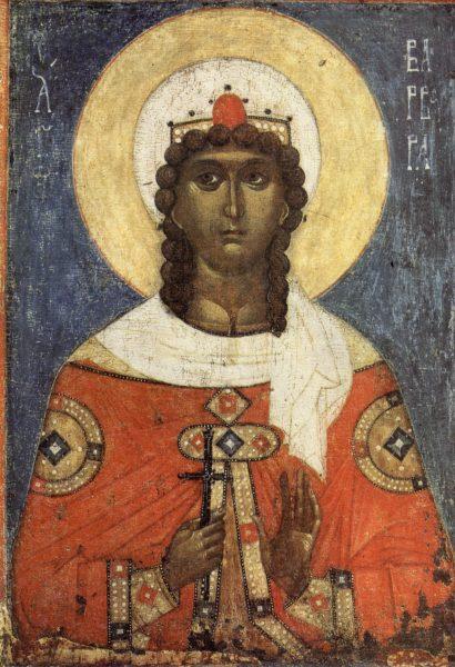 Святая Варвара - икона