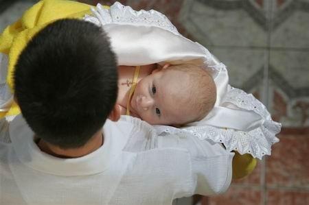 Открывая дверь: Крещение