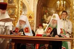 Восстановление единства Русской Православной Церкви — как это было (+Фото)