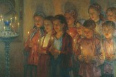 Из детских воспоминаний о преподобном Серафиме Саровском