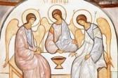 Об изображении Святой Троицы