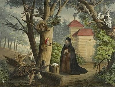 Преподобный Сергий Радонежский. Все учение – жизнь