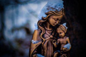 Вера, Надежда, Любовь и мать их София. Молитва