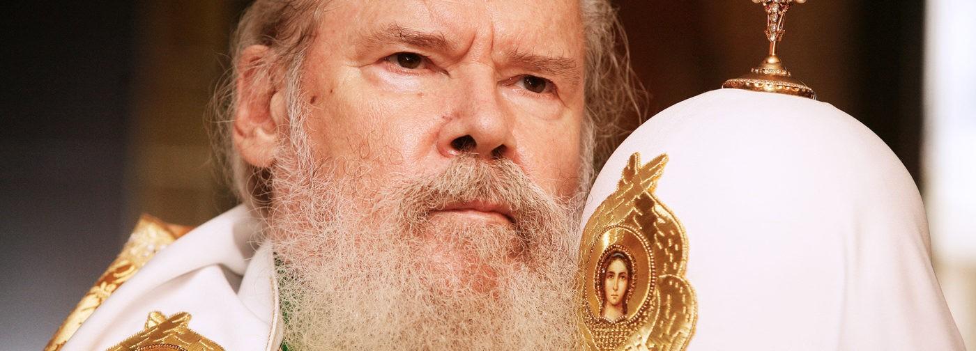 «Не по делам и заслугам выпал мне сей жребий» – слово Патриарха Алексия II в день интронизации