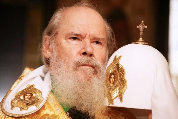 """""""Не по делам и заслугам выпал мне сей жребий"""" – слово Патриарха Алексия II в день интронизации"""