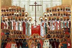Собор новомучеников.  «Сила не в силе, а сила в любви»