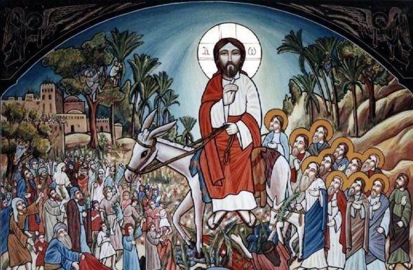 Вербное воскресенье в 2019 году – 21 апреля
