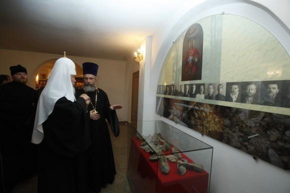 Литургия в Бутово. Фото: Патриархия.ру     Литургия в Бутово. Фото: Патриархия.ру