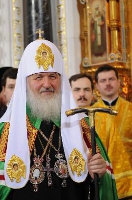 Святейший Патриарх Кирилл. Фото: Патриархия.ру