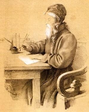 Преподобный Макарий (Глухарев), миссионер Алтайский