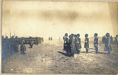 В Маньчжурии. 1905 год. Фото: juliafotki fotki.yandex.ru