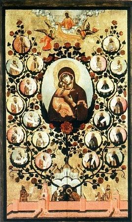 молитва владимирской иконе божией матери слушать