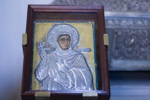 Икона святой мученицы Евфимии