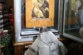 В храме свт. Николая в Толмачах