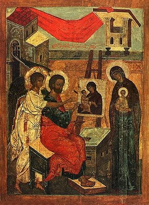 Владимирская икона. История