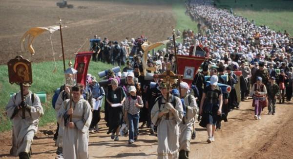 В Ярославской епархии начался Иринарховский крестный ход