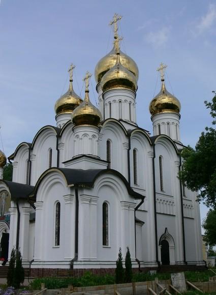 Никольский монастырь собор