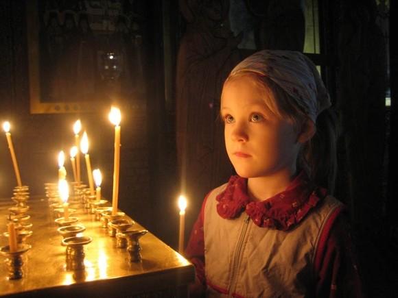 Молитва о здравии в храме