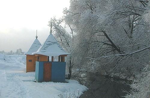 Монастырь Дивеево - Источник Преподобной Александры
