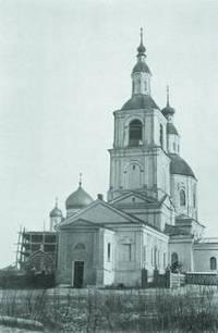 Монастырь Дивеево