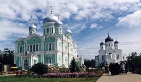Монастырь Дивеево - Троицкий собор