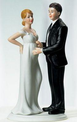 можно ли венчаться беременной женщине