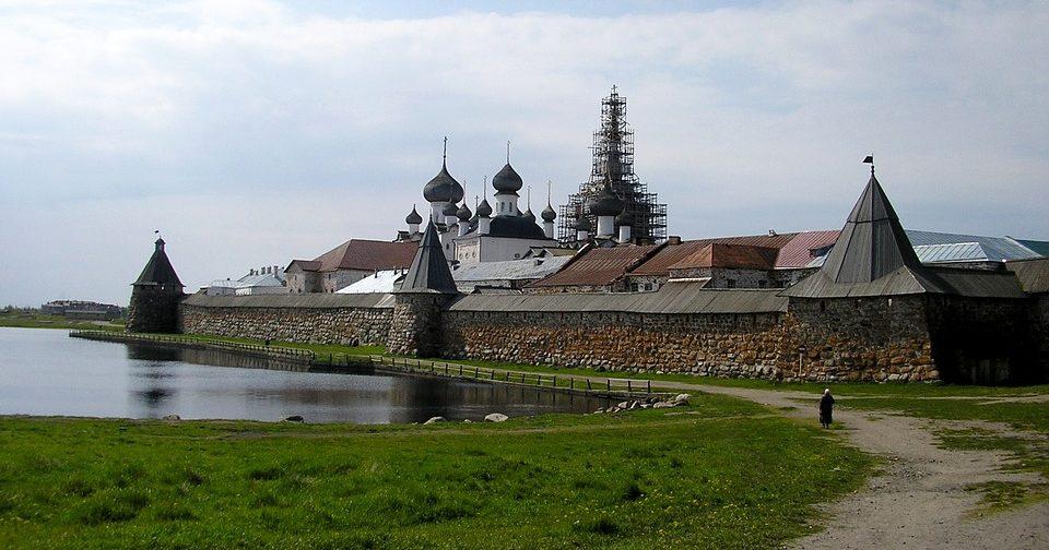 История Соловецкой обители