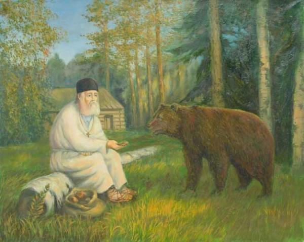Греческие чудеса Серафима Саровского