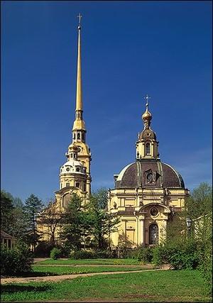 Императорский Петропавловский собор
