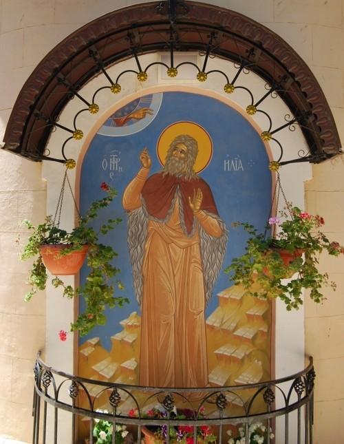 Святой пророк Илия молитва