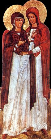 Мария Магдалина. Жены мироносицы