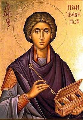 Чудеса великомученика и целителя Пантелеймона