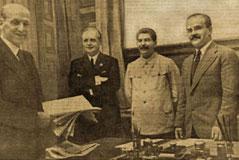 Пакт Молотова-Риббентропа: Провал английской стратегии