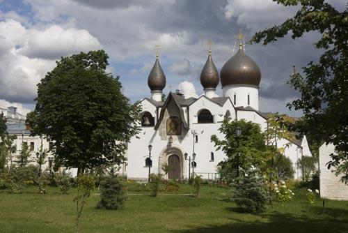 Покровский собор Марфо-Мариинская обитель