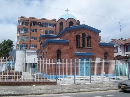 Успенский храм в Боготе