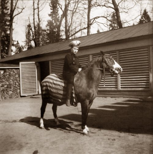 Царское Село, 1913