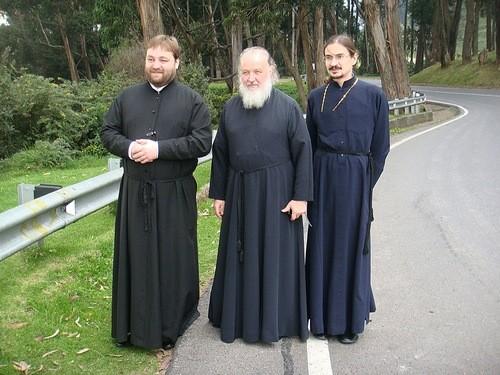 Митрополит Смоленский и Калининградский Кирилл прибыл с визитом