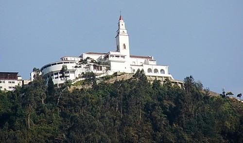 Монастырь на годе Монсеррат