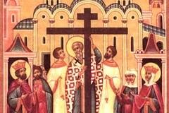 Какой силой освящен Крест
