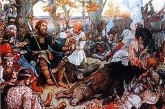 Устами государя-псалмопевца. Князь Владимир Мономах