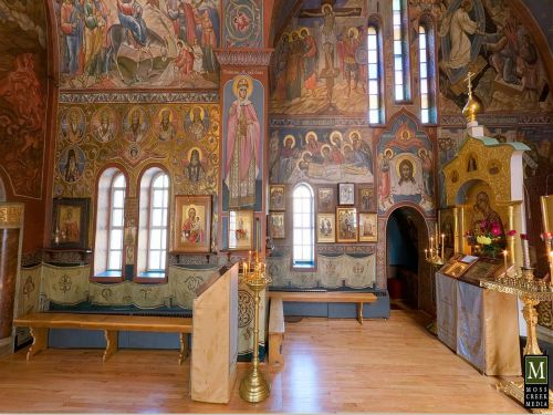 Русское православие в Америке