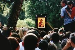 Иверская – икона с пронзенным ликом