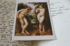 Библейские образы в искусстве. Ева