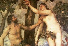 Библейские образы в искусстве. Адам