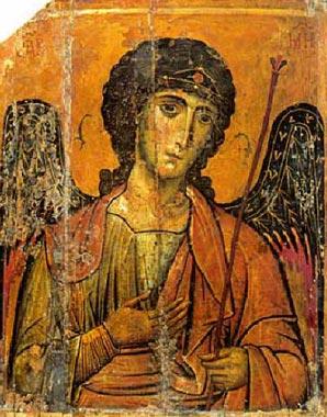 Акафист и молитвы святому Архангелу Михаилу